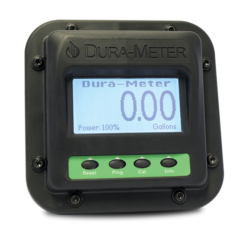 DP-MFP01 Dura-Meter™ faceplate