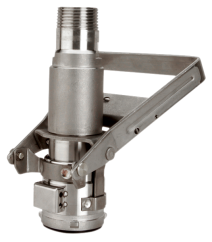 RSV Threaded Dispense Coupler