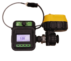 Automated Flow Meter